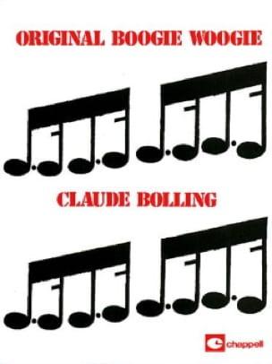 Original Boogie Woogie - Claude Bolling - Partition - laflutedepan.com