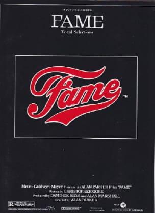 Fame - le Film - Partition - Comédie musicale - laflutedepan.com