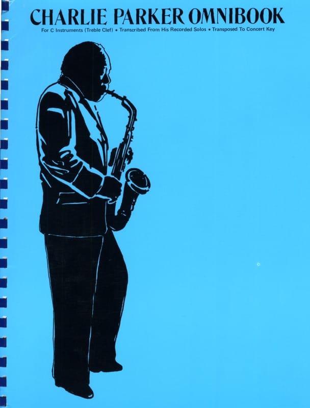 Charlie Parker Omnibook C - Charlie Parker - laflutedepan.com