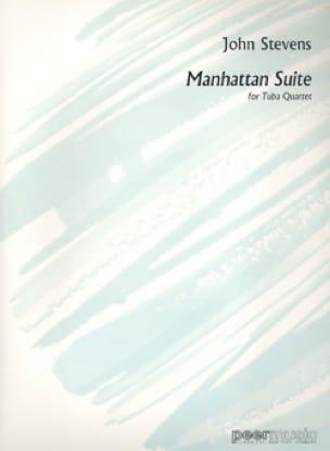 Manhattan Suite - John Stevens - Partition - Tuba - laflutedepan.com