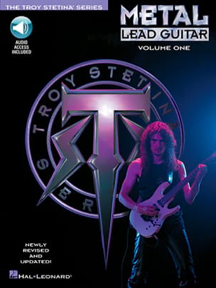 Metal Lead Guitar Volume One Troy Stetina Partition laflutedepan