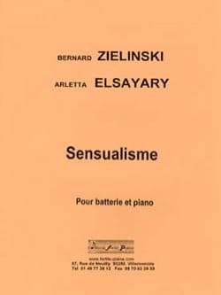 Sensualisme - Bernard Zielinski & Arletta Elsayary - laflutedepan.com
