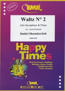 Valse n° 2 tiré de la Suite pour orchestre de variété n° 1 laflutedepan