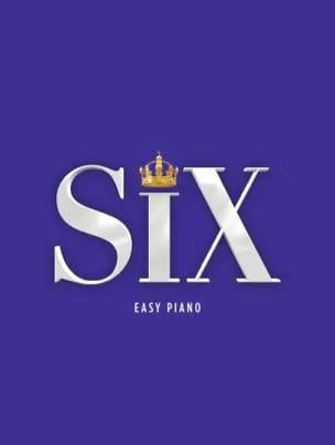 SIX: The Musical - Easy Piano - laflutedepan.com