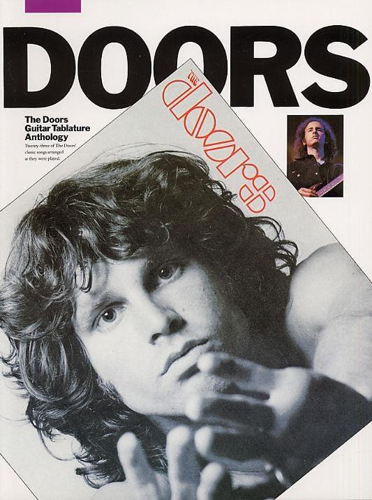 Anthologie - The Doors - Partition - Pop / Rock - laflutedepan.com
