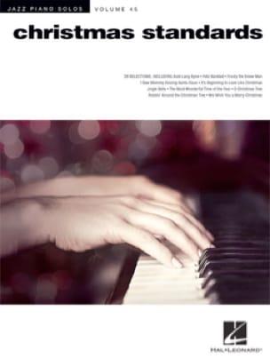 Jazz Piano Solos Series Volume 45 - Christmas Standards - laflutedepan.com