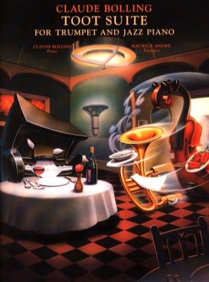 Toot suite trompette et jazz piano Claude Bolling laflutedepan