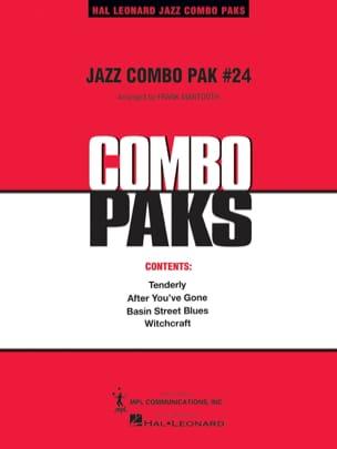 Jazz Combo Pak # 24 Partition ENSEMBLES - laflutedepan