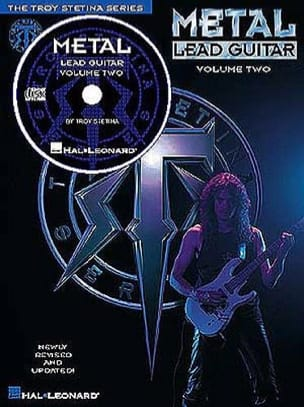 Metal Lead Guitar - Volume Two Troy Stetina Partition laflutedepan