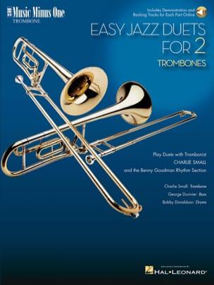 Easy jazz duets Partition Trombone - laflutedepan