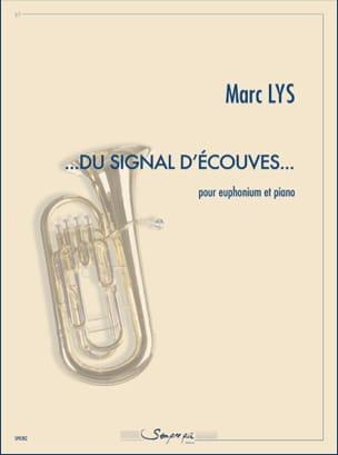 …Du Signal d'Ecouves… Marc Lys Partition Tuba - laflutedepan