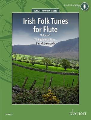 Irish Folk Tunes for Flute - 71 Traditional Pieces laflutedepan
