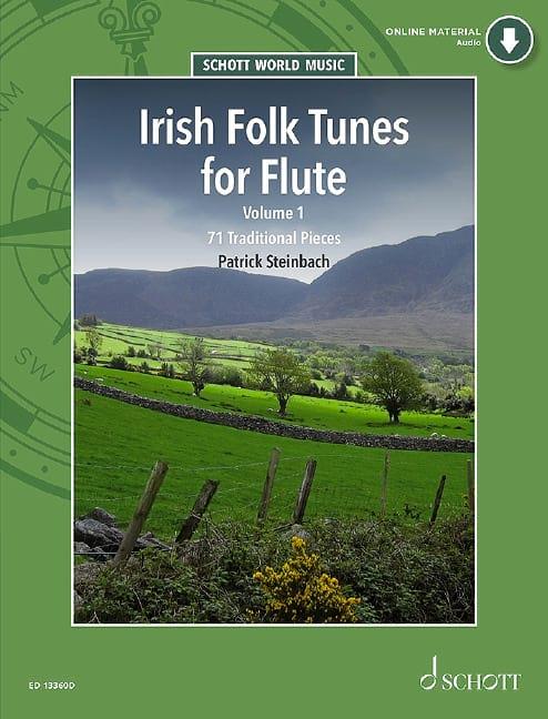 Irish Folk Tunes for Flute - 71 Traditional Pieces - laflutedepan.com