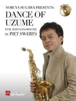 Dance of Uzume - Piet Swerts - Partition - laflutedepan.com