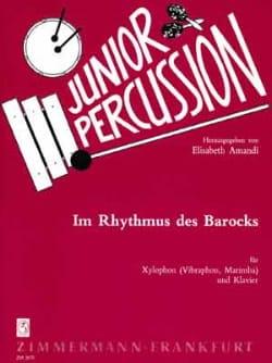 Im Rhythmus Des Barocks - Partition - Xylophone - laflutedepan.com