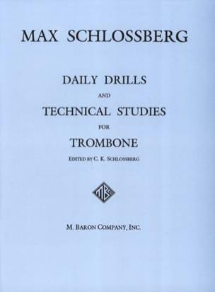 Daily Drills & Technical Studies - Clef de Fa laflutedepan
