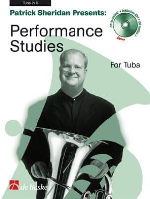 Performance Studies for Tuba Patrick Sheridan Partition laflutedepan