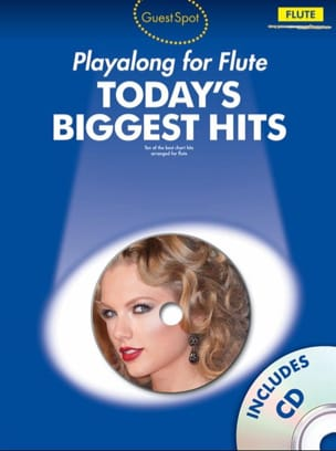 Guest spot playalong for flute - Today's biggest hits laflutedepan