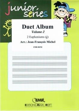 Duett Album - Volume 2 Partition Tuba - laflutedepan