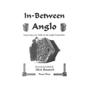 In-Between Anglo Mick Bramich Partition Accordéon - laflutedepan