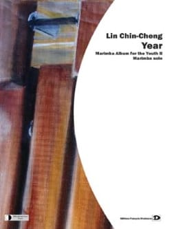 Year, Marimba Album For The Youth 2 Chin-Cheng Lin laflutedepan
