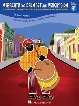 Maracatu For Drumset And Percussion Scott Kettner laflutedepan