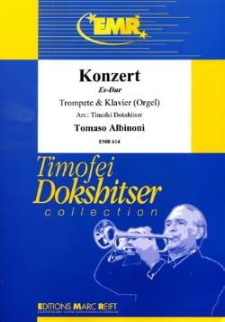 Concerto en Sol mineur - Opus 6 N° 4 ALBINONI Partition laflutedepan