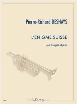 L'énigme suisse Pierre-Richard Deshays Partition laflutedepan