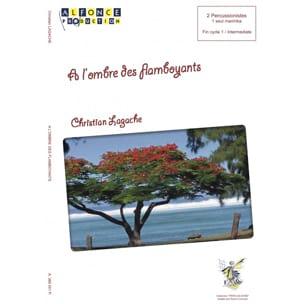A l'ombre des flamboyants - Christian Lagache - laflutedepan.com