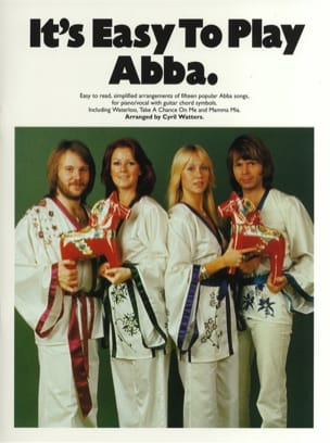 ABBA - It's easy to play Abba - Partition - di-arezzo.co.uk