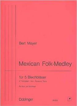 Mexican Folk-Medley Bert Mayer Partition laflutedepan