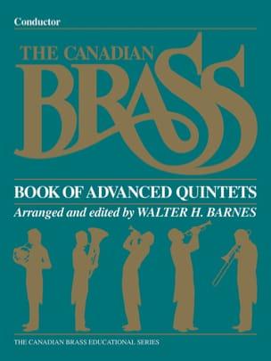 Book Of Advanced Quintets Partition laflutedepan