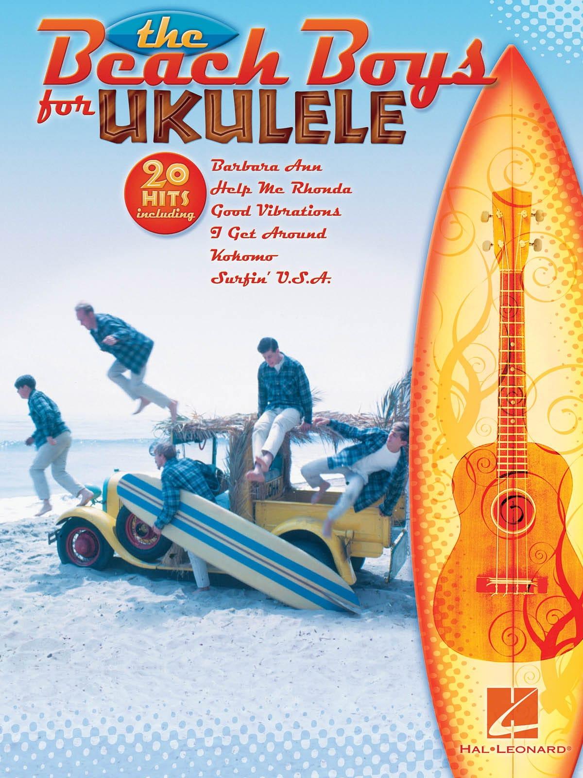 The Beach Boys for Ukulele - The Beach Boys - laflutedepan.com