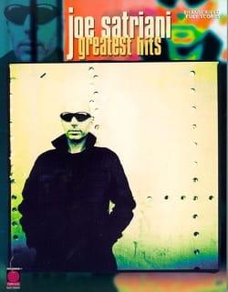 Greatest Hits Joe Satriani Partition Pop / Rock - laflutedepan