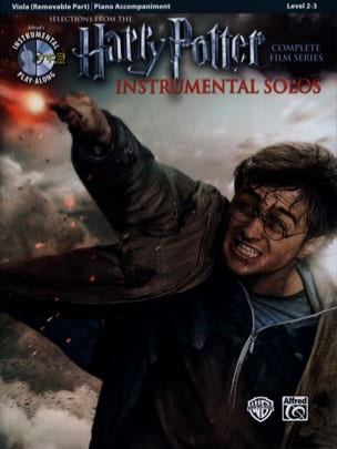 Harry Potter - Instrumental solos laflutedepan