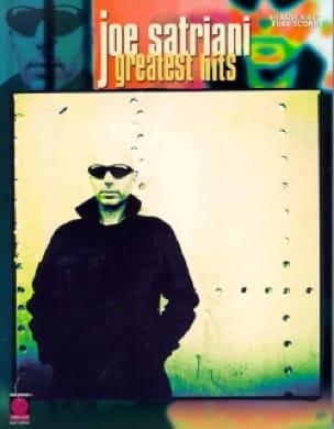 Greatest Hits - Joe Satriani - Partition - laflutedepan.com