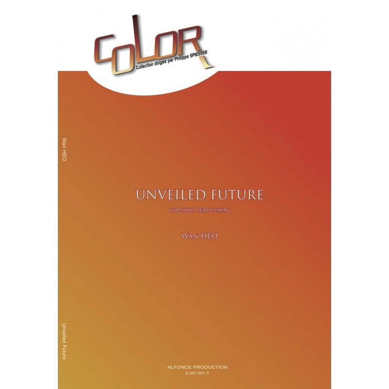 Unveiled Future - Wan Heo - Partition - laflutedepan.com