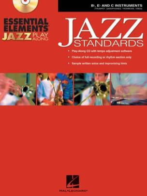 Essential Elements Jazz Standards. Bb, Eb & C laflutedepan