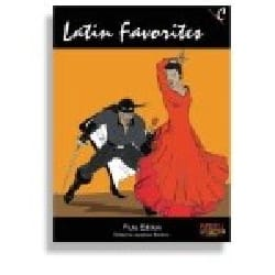 Latin Favorites - Partition - Flûte traversière - laflutedepan.com