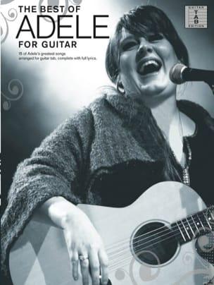 Adele - Das Beste von Adele für Gitarre - Partition - di-arezzo.de