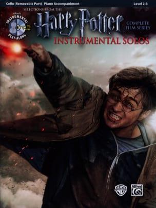 Harry Potter - Violoncelle - laflutedepan.com