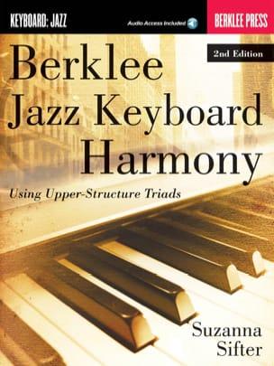 Berklee Jazz Keyboard Harmony 2nd Edition Suzanna Sifter laflutedepan