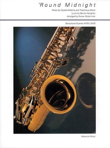 Round Midnight - Monk Thelonious / Williams C. - laflutedepan.com