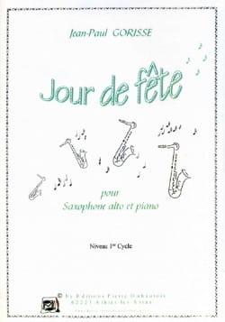 Jean-Paul Gorisse - Celebration day - Partition - di-arezzo.com