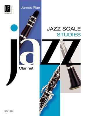 Jazz Scale Studies James Rae Partition Clarinette - laflutedepan