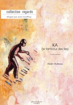 KA Le Tambour des Iles Alain Huteau Partition laflutedepan