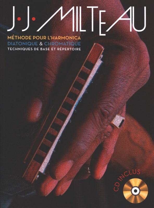 Méthode pour L' Harmonica Diatonique & Chromatique - laflutedepan.com