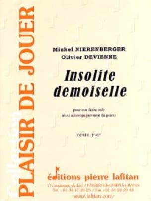 Insolite demoiselle - Michel Nierenberger - laflutedepan.com
