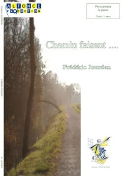 Chemin Faisant... Frédéric Jourdan Partition laflutedepan