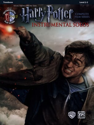 Harry Potter - Instrumental solos laflutedepan